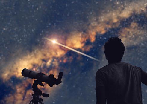 Astronóm - pozorovateľ